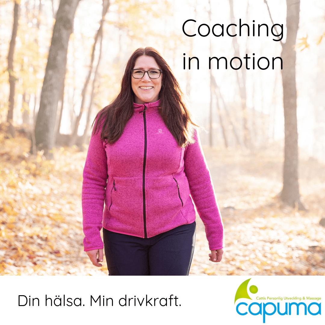 coaching in motion