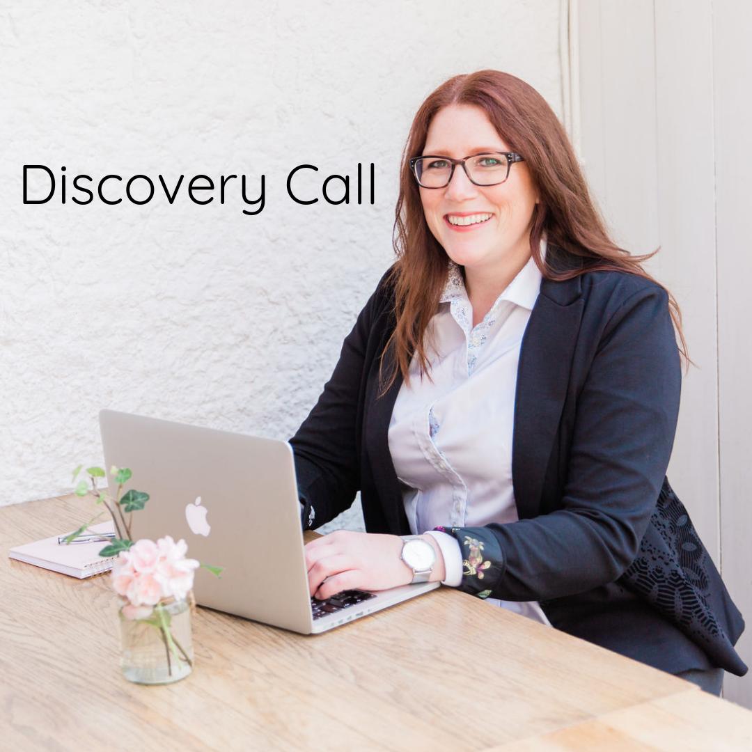 Discovery Call u logga
