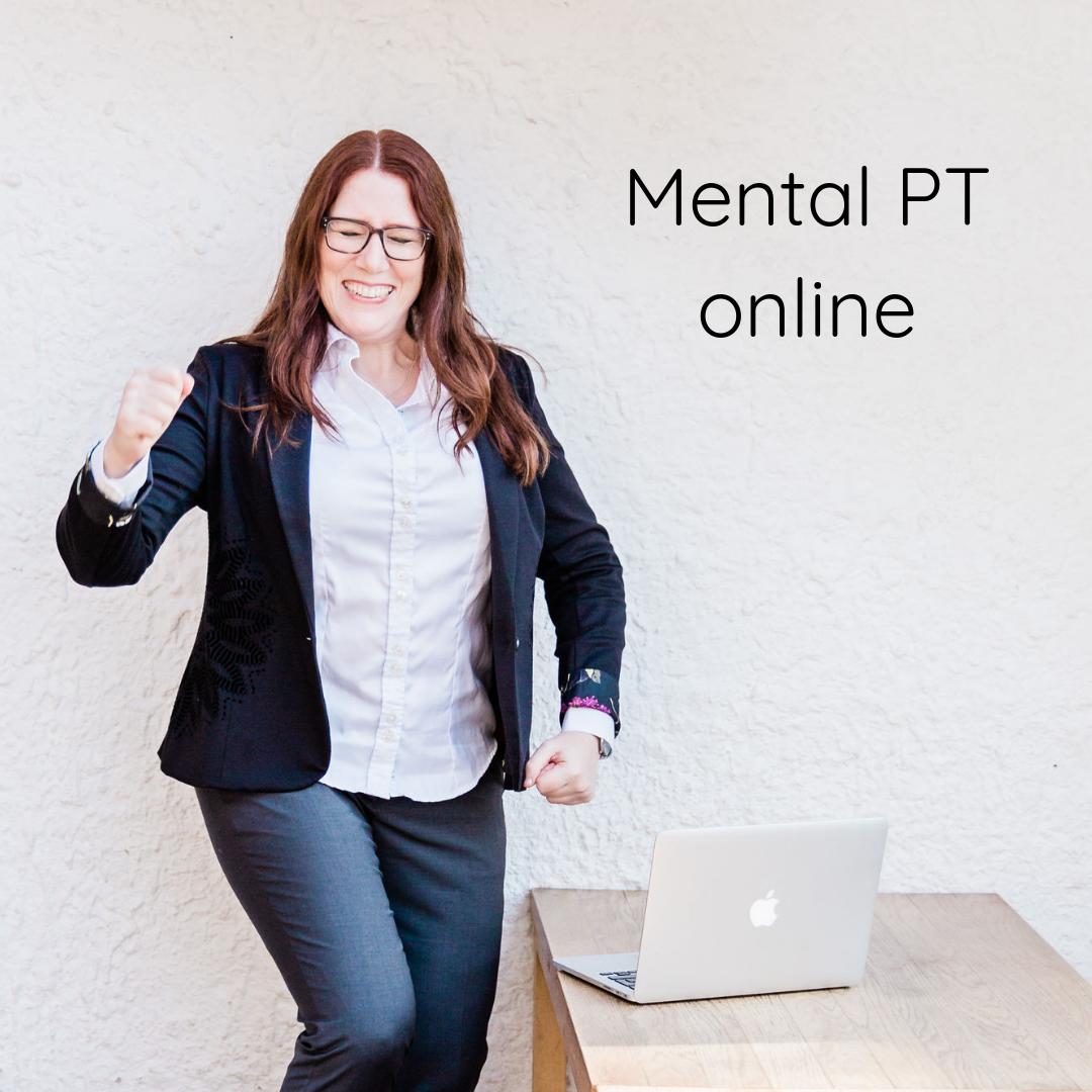 Mental PT online u logga